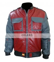 Back To The Future II Michael J. Fox Jacket