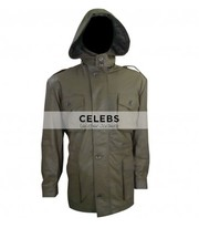 Killing Season John Travolta (Emil Kovac) Leather Coat